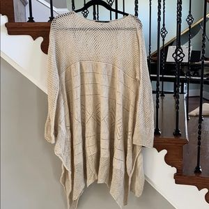 south moon under knit tunic